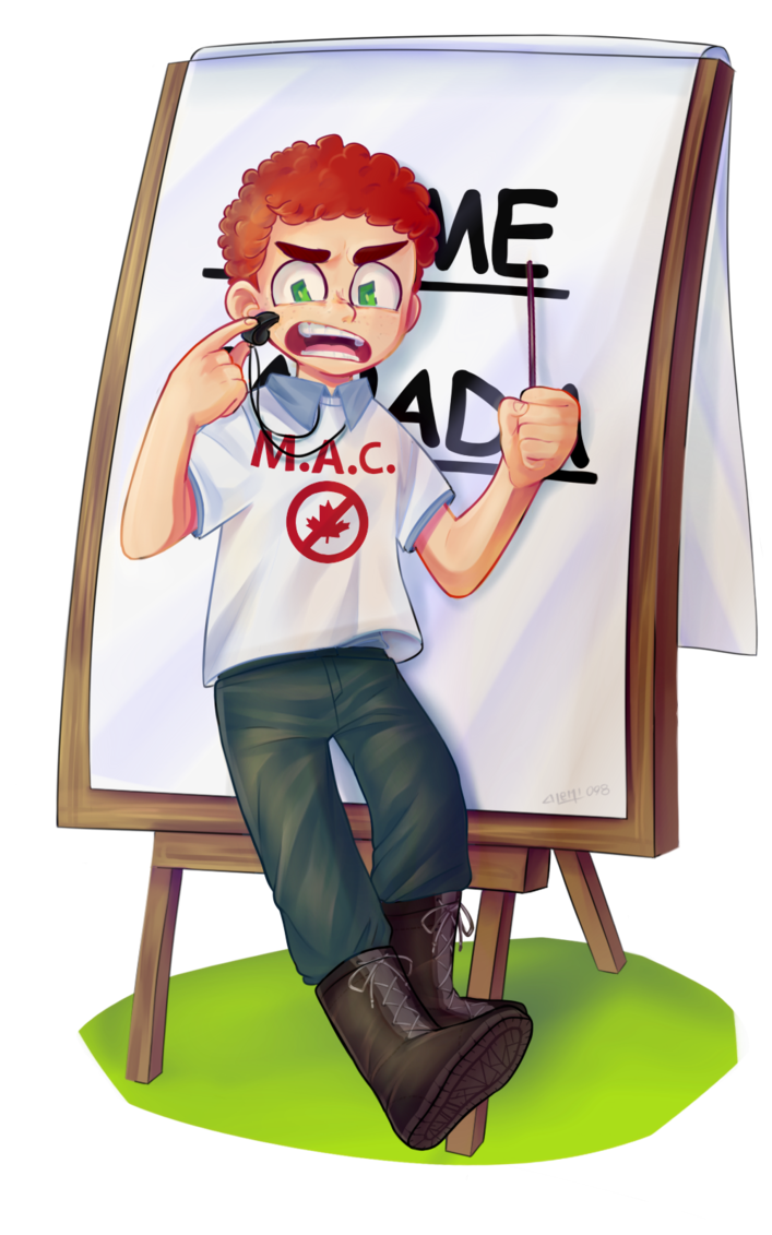 Mad clipart outraged. South park millennial kyle