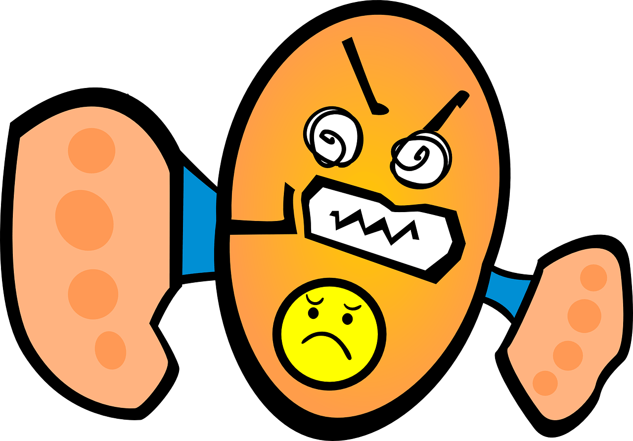 Anger aggressive person free. Mad clipart tirade