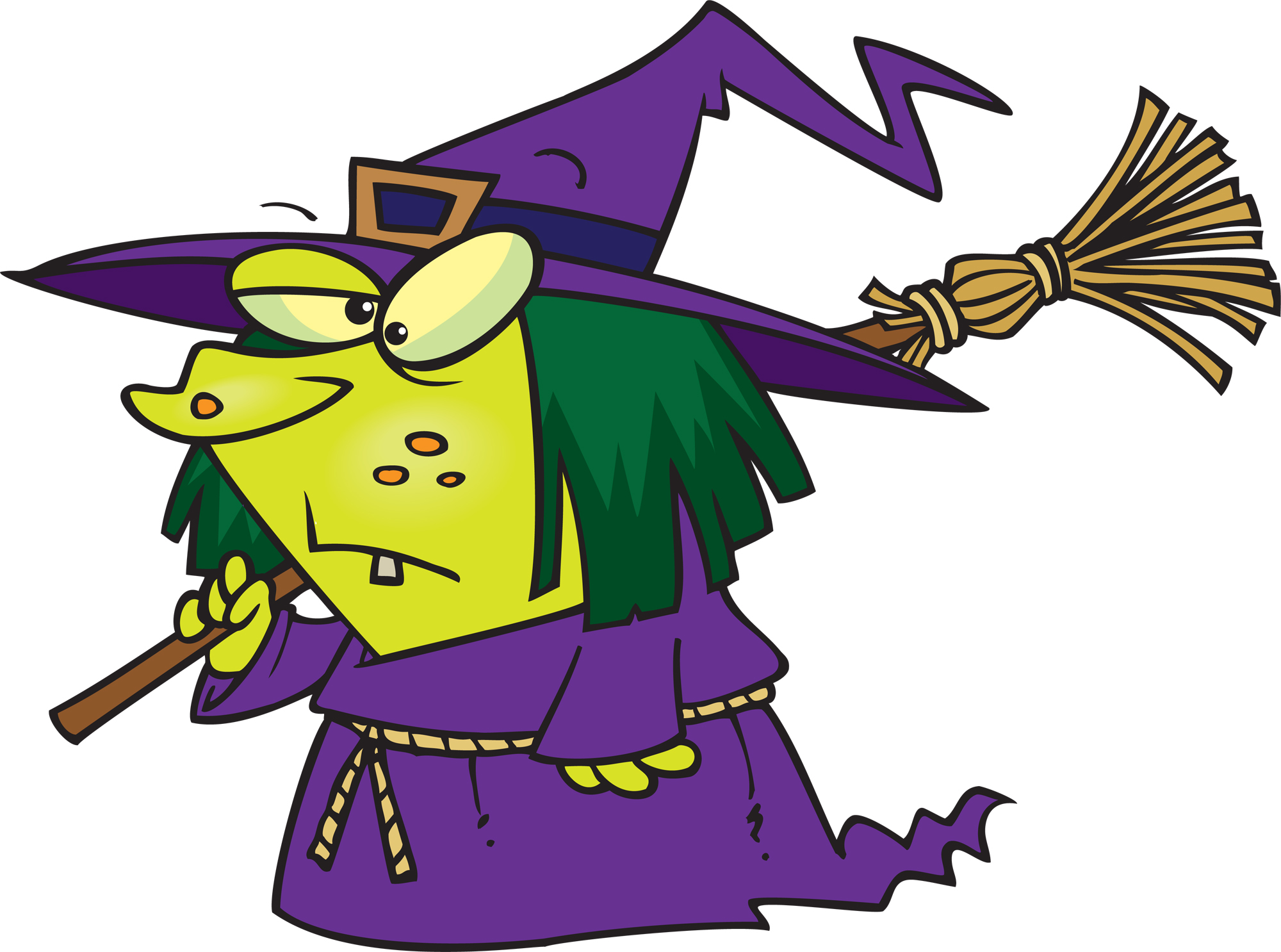 Witch clipart evil witch. Cartoon clip art library