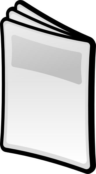 Magazine clipart. Clip art free vector