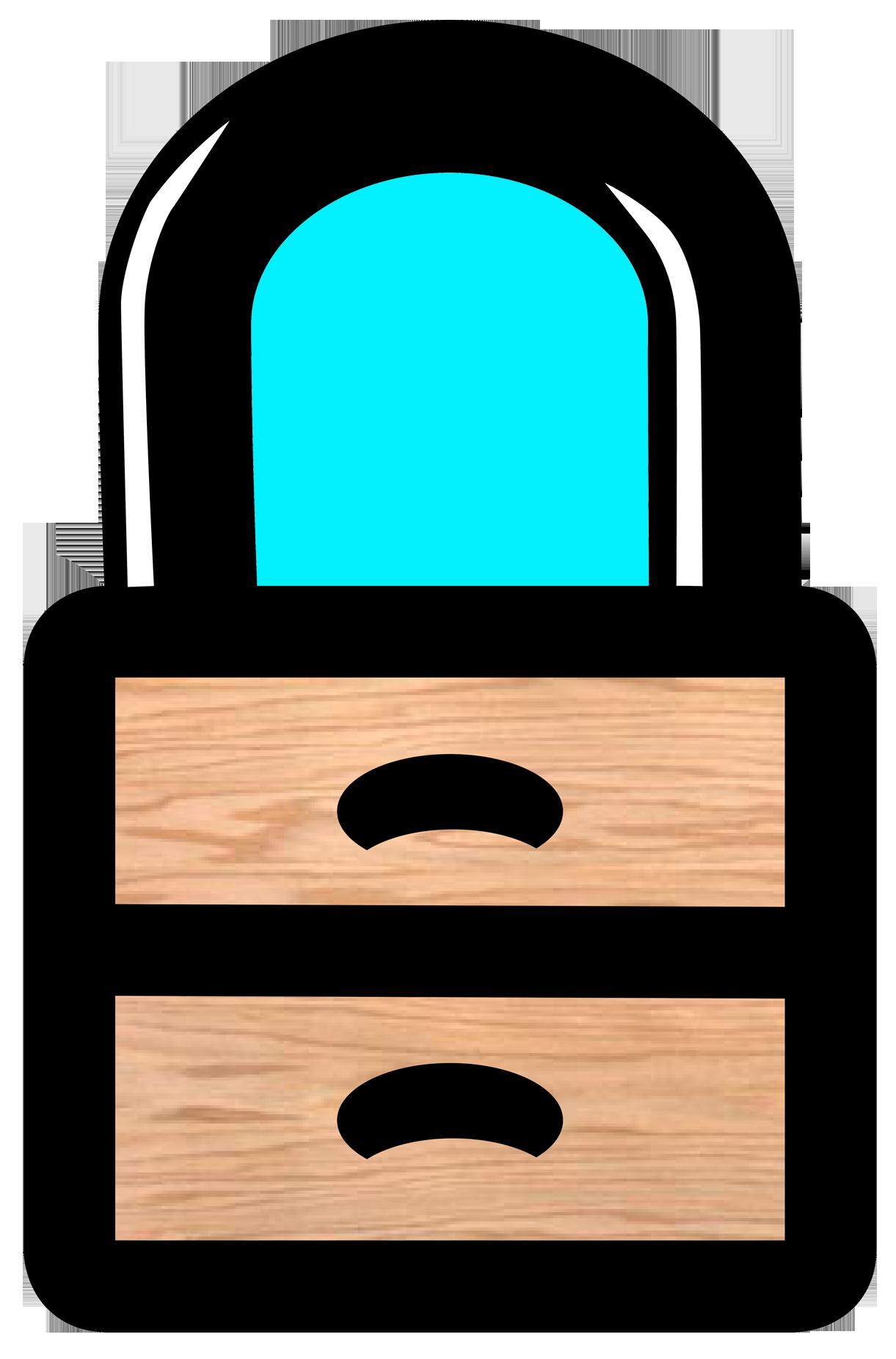 Secret clipart covert. Magazine rack with compartment