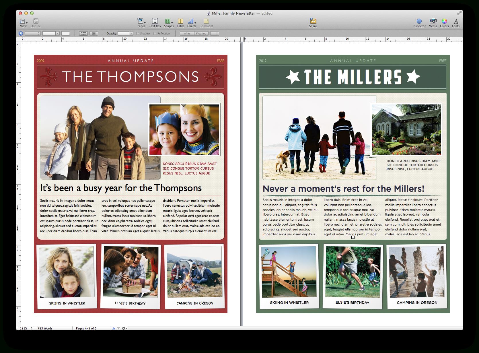 Newsletter clipart newpaper. Christian templates free christmas