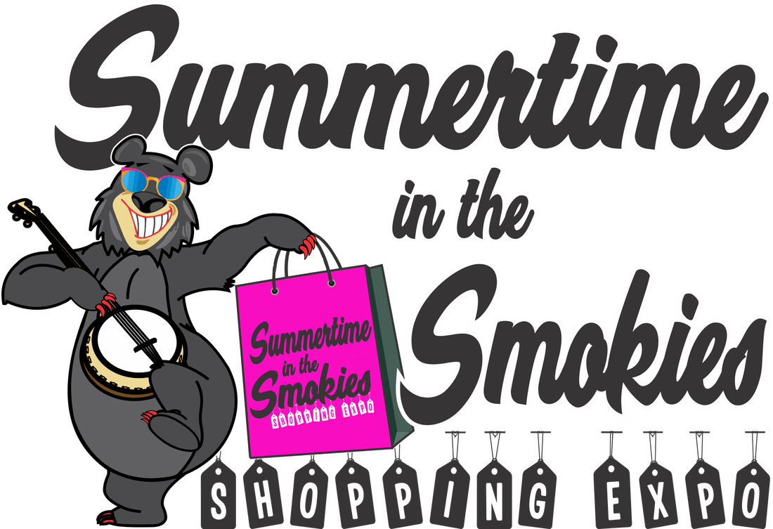 Summertime in the smokies. Magazine clipart old newspaper