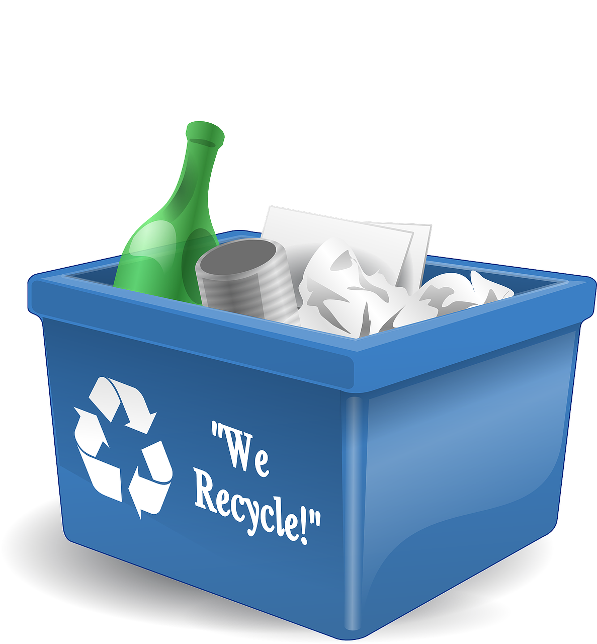 magazine clipart recycling