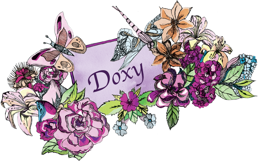 Doxy mag a completely. Magazine clipart rolled up