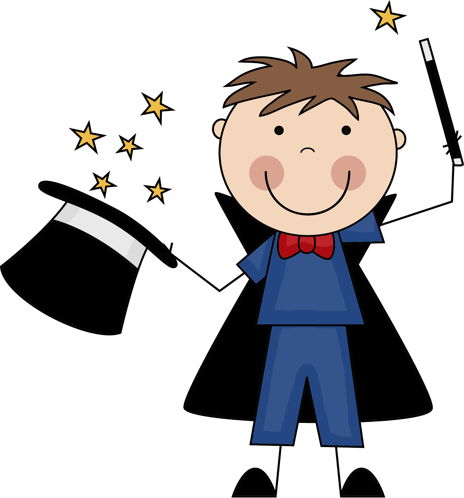 Students transition smoothly with. Magic clipart