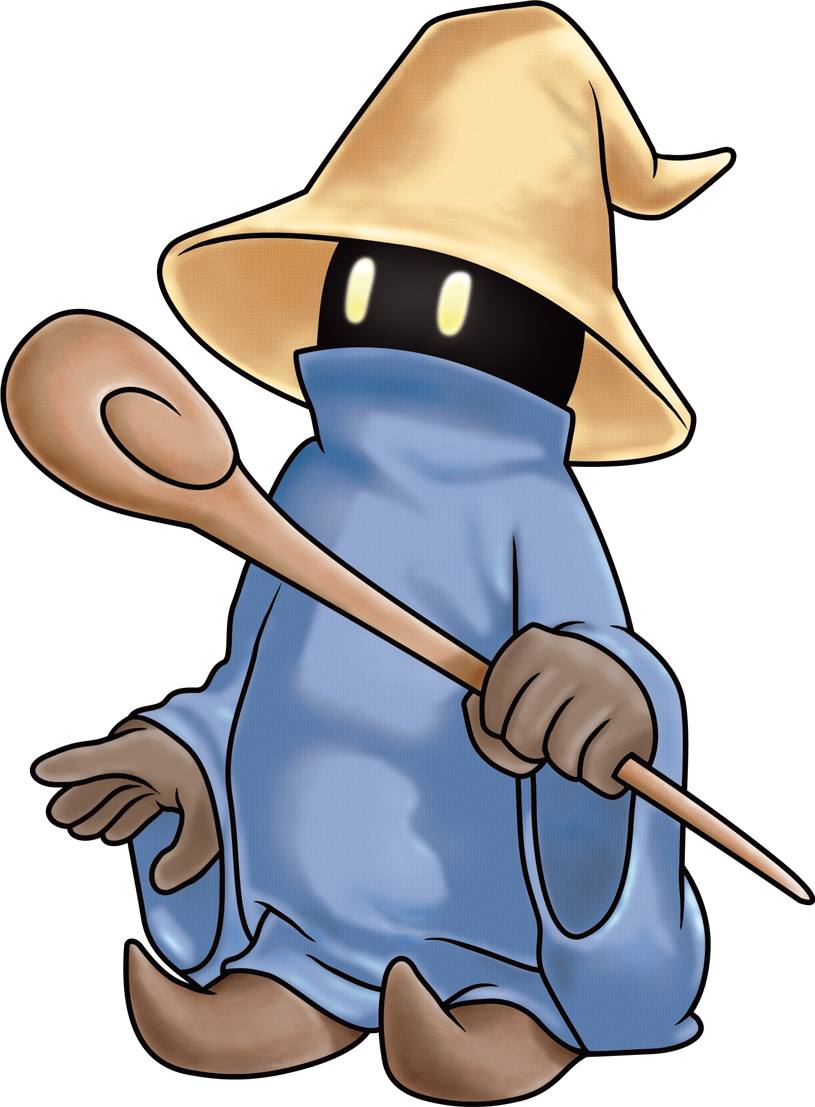 Magic clipart mage. Black mcleodgaming wiki fandom
