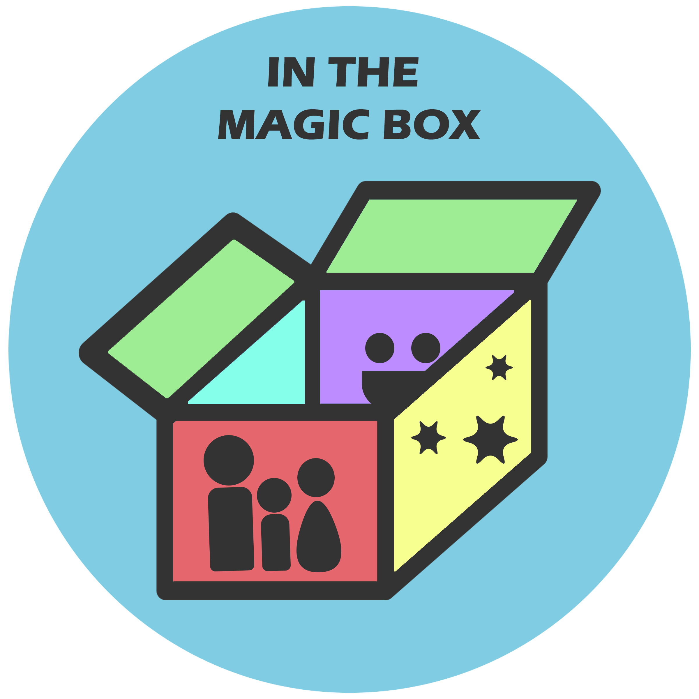 Magic clipart magic box. Home in the
