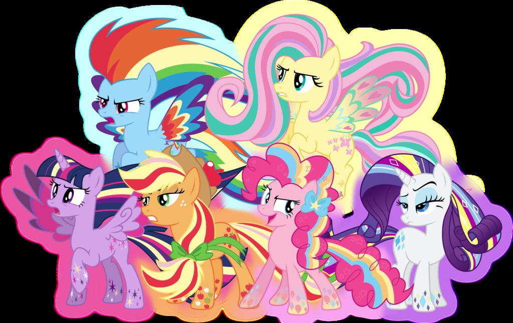 Rainbows are by theshadowstone. Magic clipart magic power