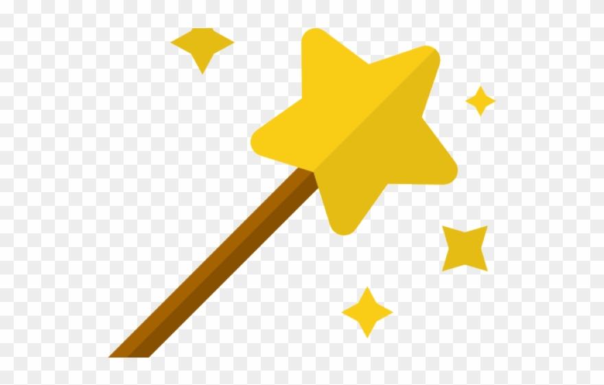 Magic clipart magic stick. Magical png download