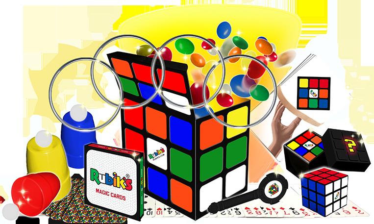 Magic clipart vanished. Rubik s perplexing set