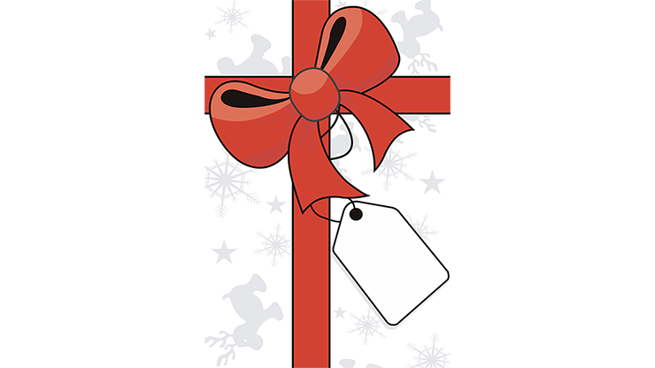 Playful santa xl by. Magic clipart vanished