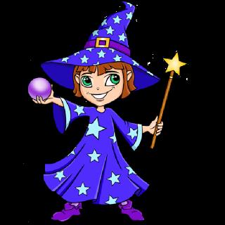 Magician clipart wizard. Free cliparts download clip