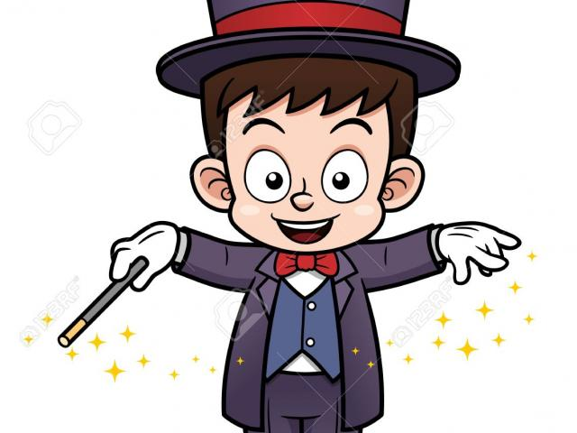 Magician clipart clip art. Free download on owips