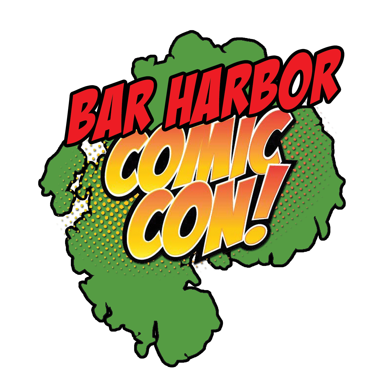 Magician clipart folklore. Bar harbor comic con