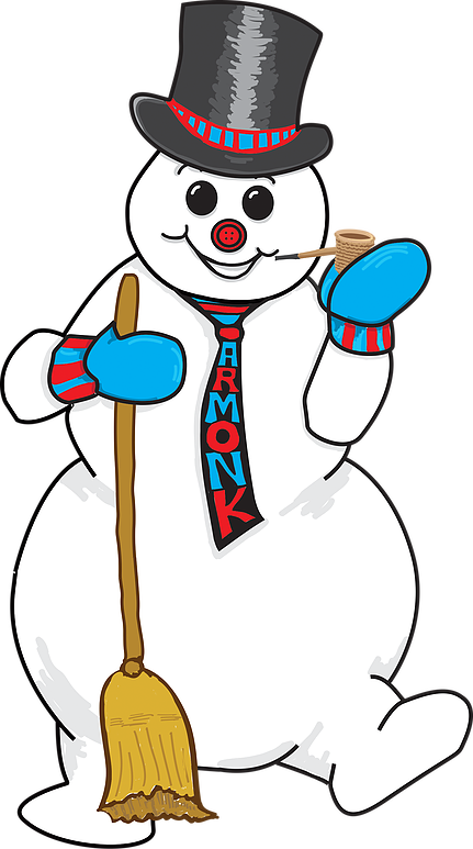 Until returns. Magician clipart frosty