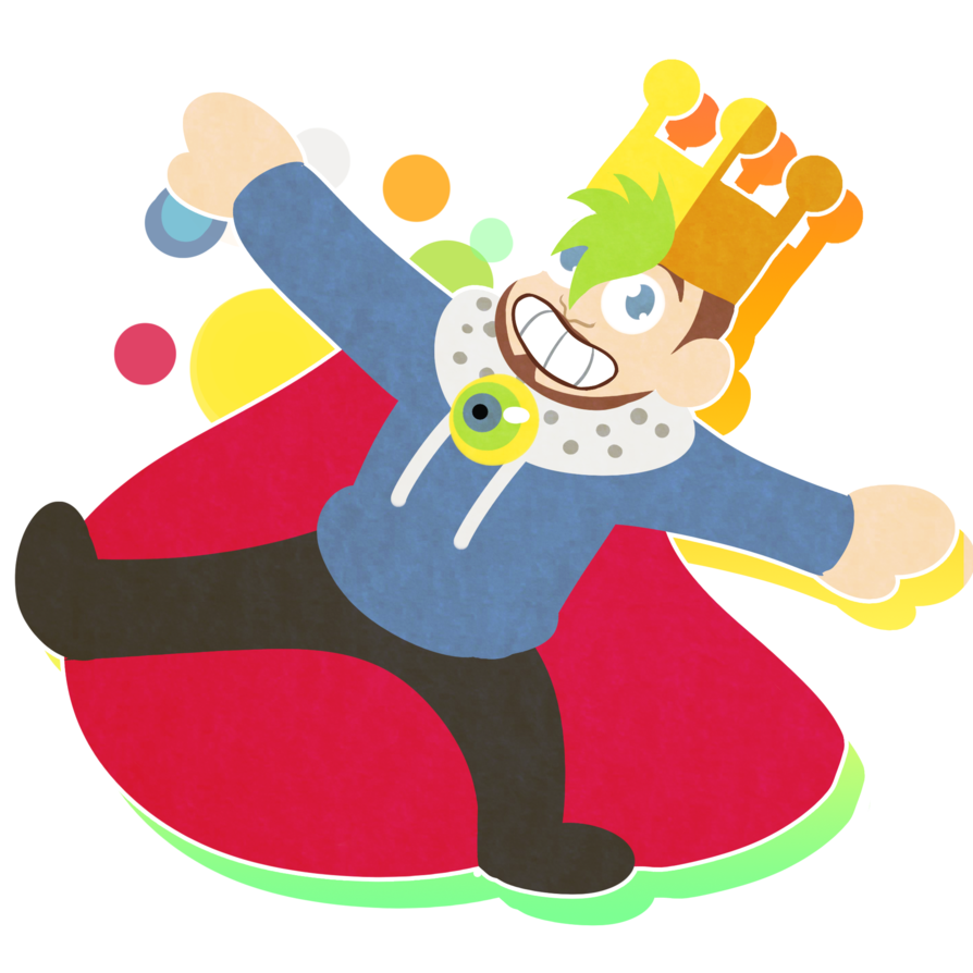 Jacksepticeye the boss by. Magician clipart king boy