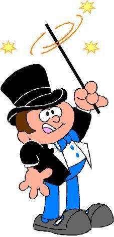 Magician clipart magic trick.  clip art clipartlook