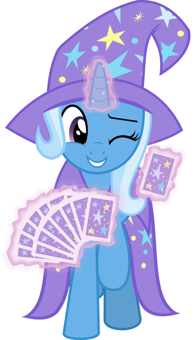 Pinkie rose wants to. Magician clipart magic word