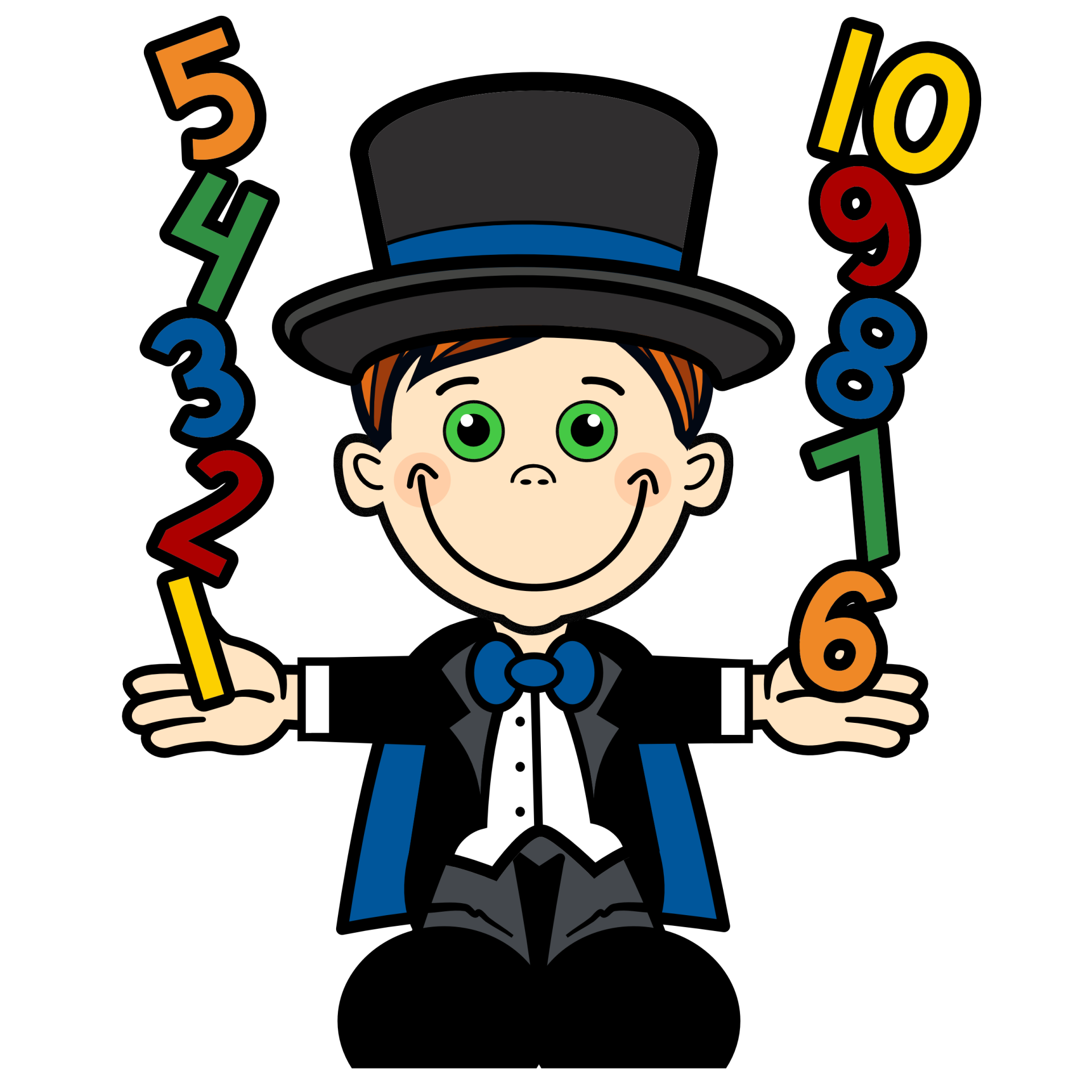Magician clipart math magician. Download for free png