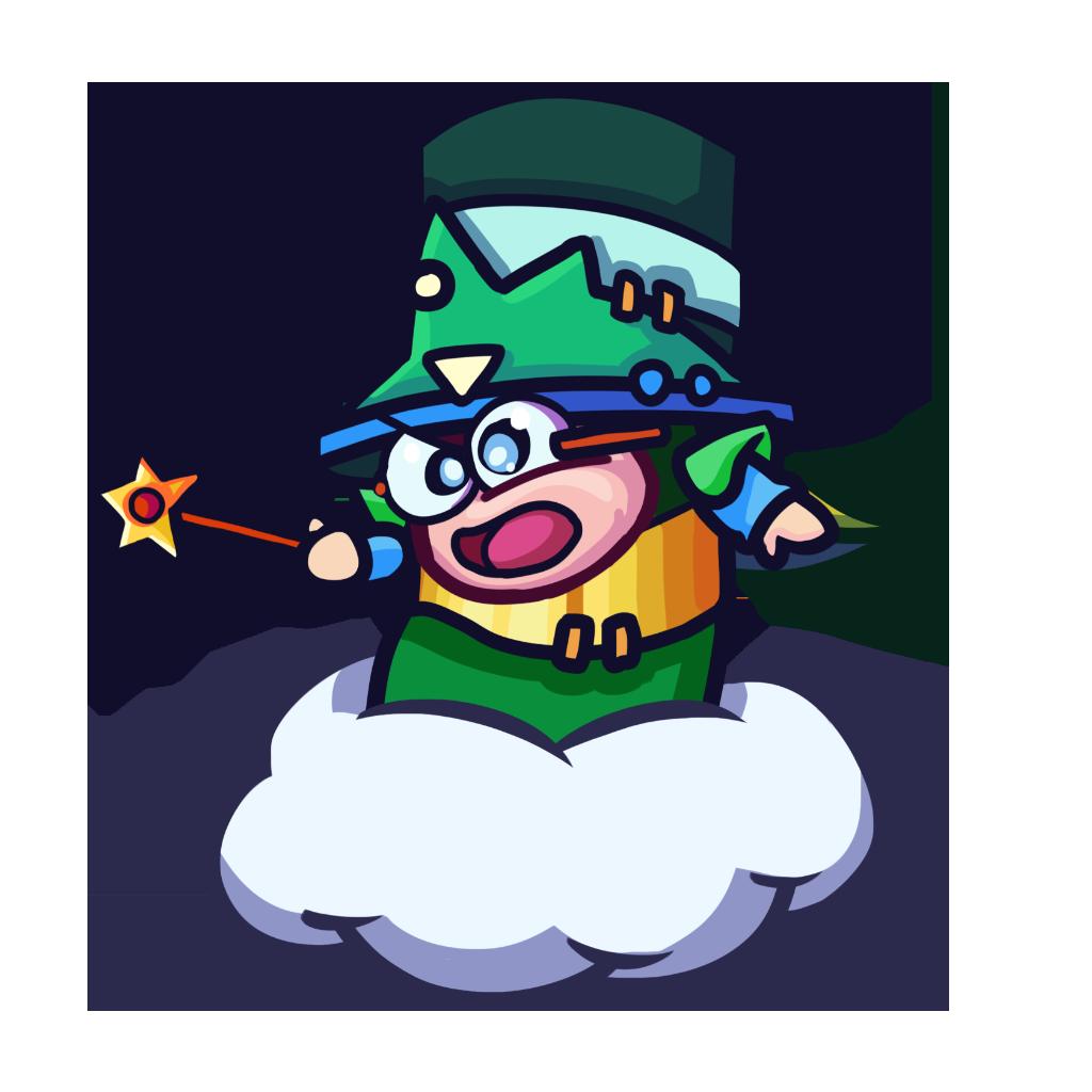 Weirdbeard promowizardpng. Magician clipart tricky