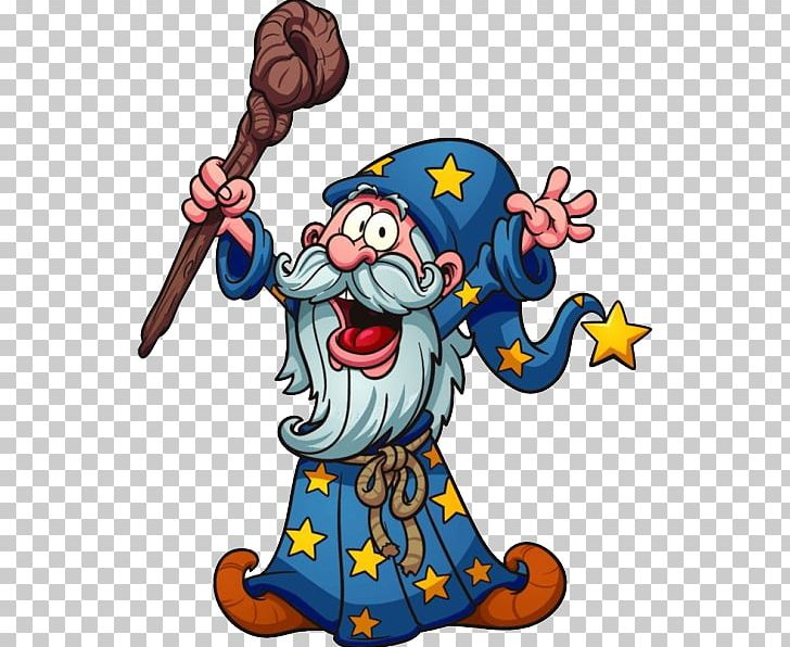 The cartoon illustration png. Magician clipart wizard