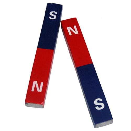 Bar Magnets SVG Vector, Bar Magnets Clip art - SVG Clipart