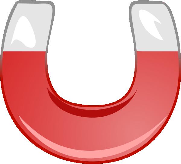 Magnet clipart letter. Magnetism group clip art