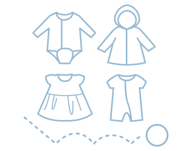 Pajamas clipart babygrow. Magnetic me the absolute