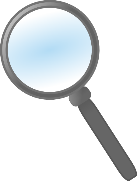 Clipart photo . Magnifying glass vector png