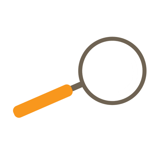 Magnifying glass vector png. Camping icon transparent svg
