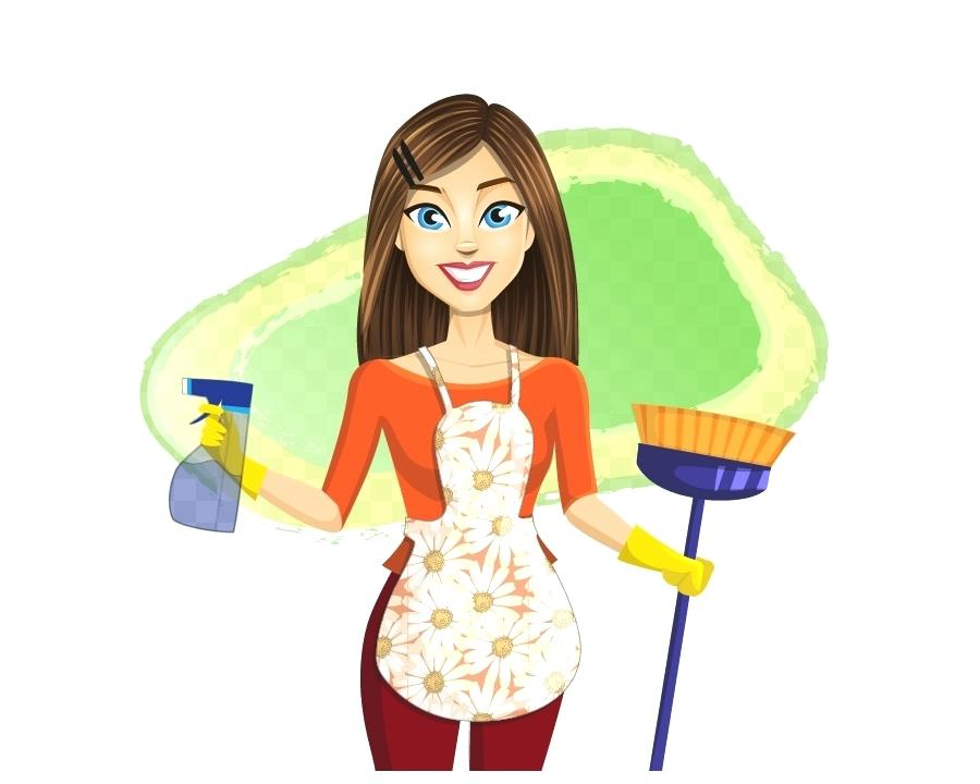 Maid clipart. Clip art housekeeping housekeeper