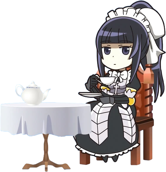 Who is your favorite. Maid clipart butler