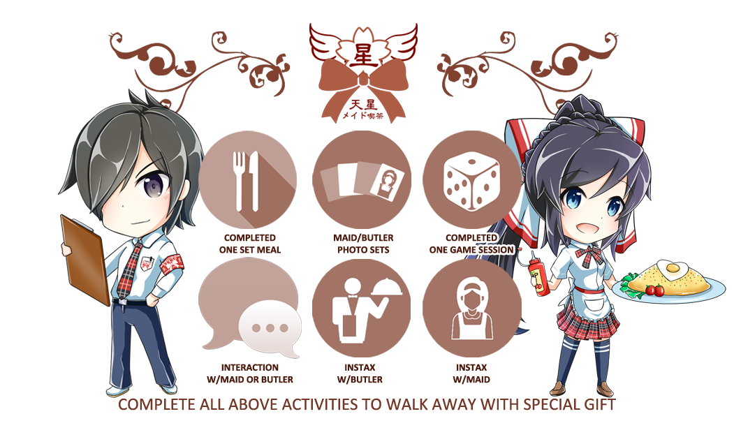 Maid clipart butler. A s k cafe