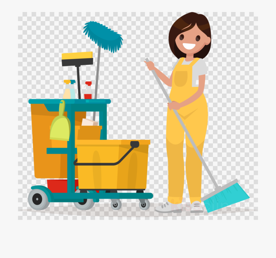 Services service cartoon png. Maid clipart cleaning bathroom
