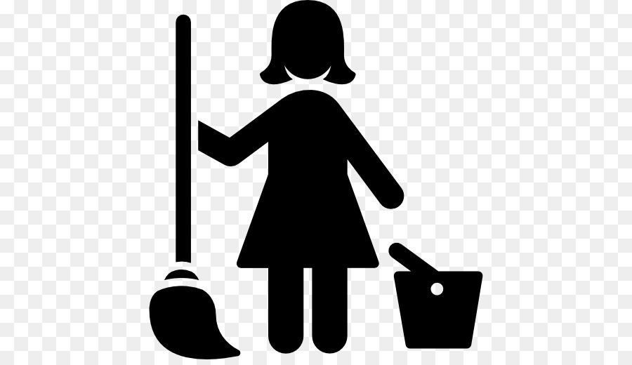 Maid clipart housekeeping staff. Service cleaner housekeeper png