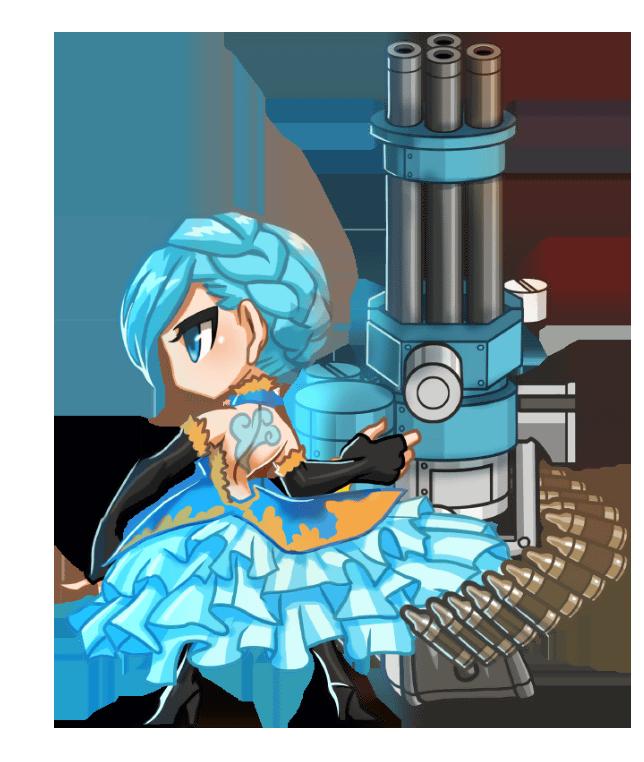 Maid clipart maiden. Serin brave frontier wiki