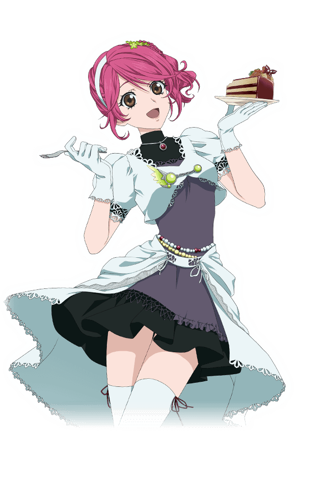 Innocent cheria tales of. Maid clipart maiden