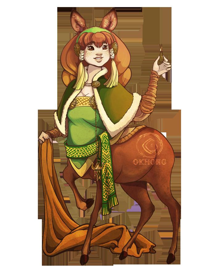Daghny doe taur npc. Maid clipart medieval