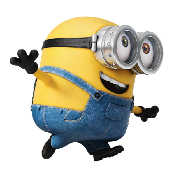 Transparent bob png picture. Minions clipart purple minion
