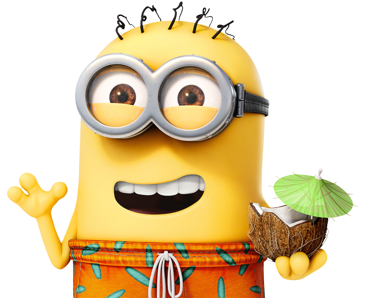 Maid clipart minion. Imagens png minions ii