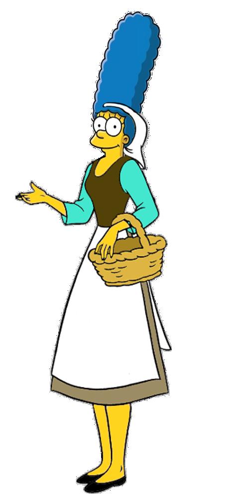 Maid clipart servant. Margerella as a house