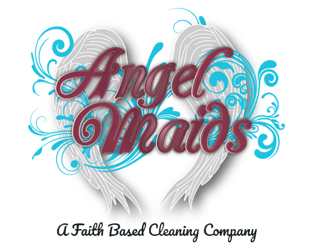 Maid clipart sweep mop. Angel maids cm