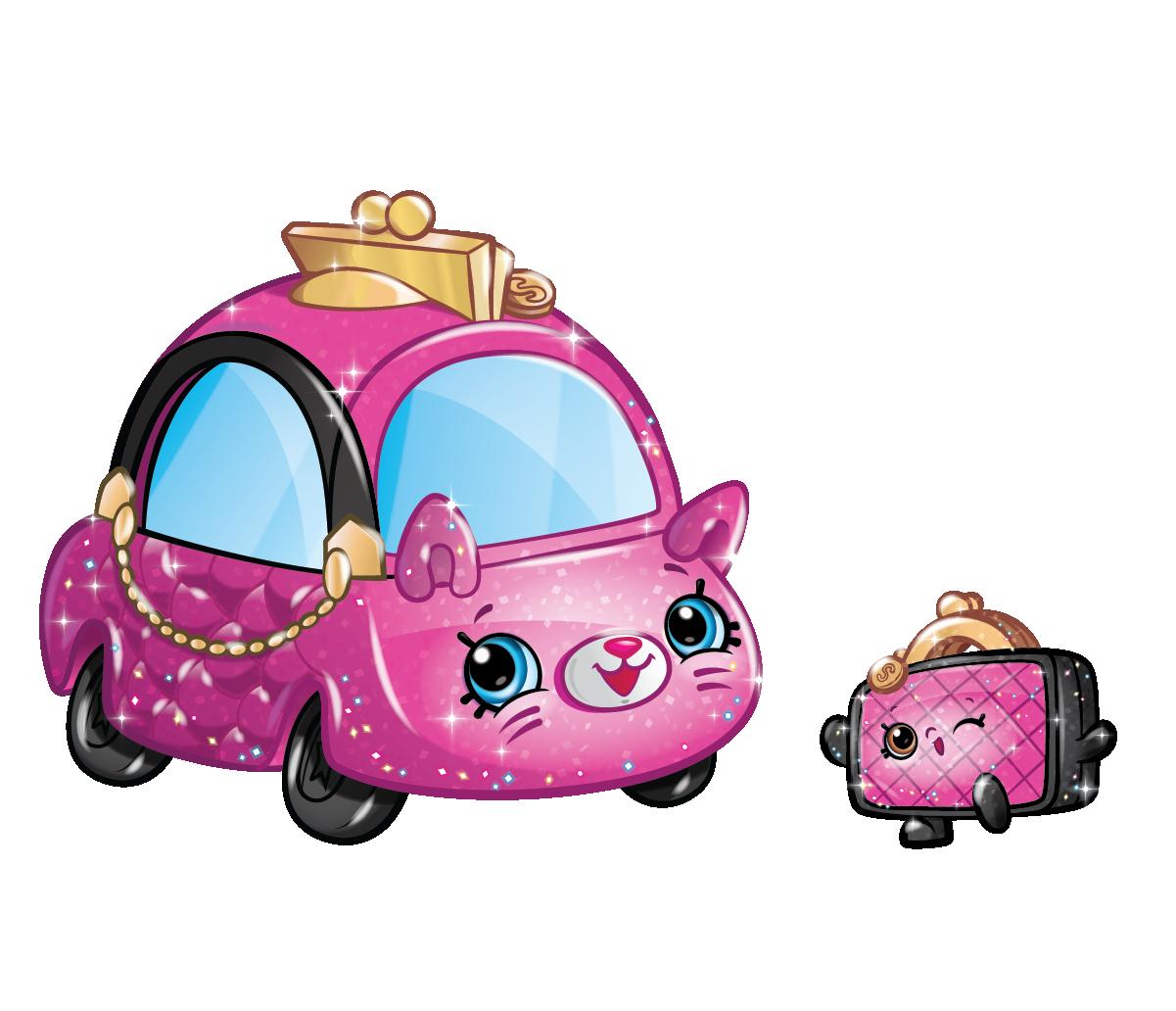 Shopkins season cars flashy. Mail clipart cutie