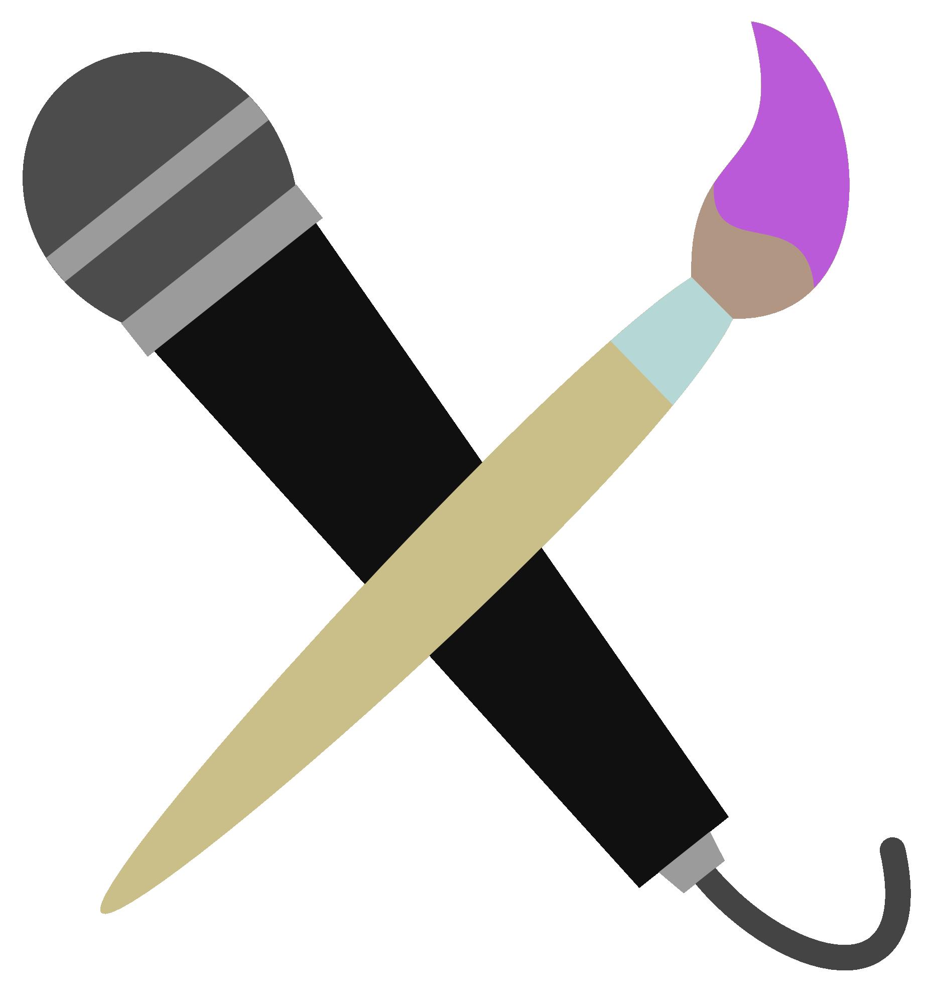 microphone clip art. Mail clipart cutie