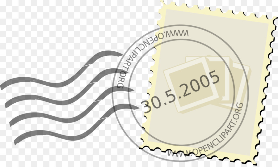 Mail clipart envelope stamp. Postage seal text transparent