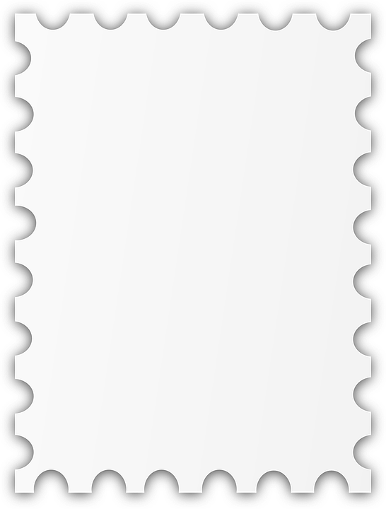 Stamp clipart blank. Postage png image purepng