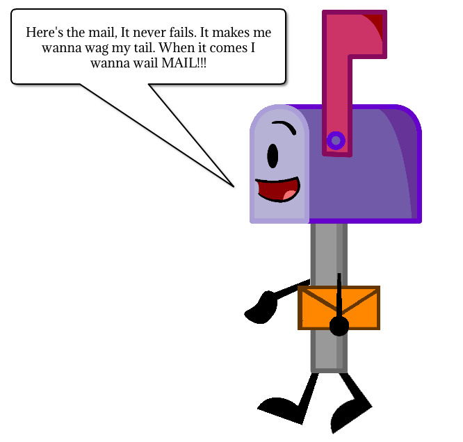 Delivering to soap by. Mailbox clipart mail delivery