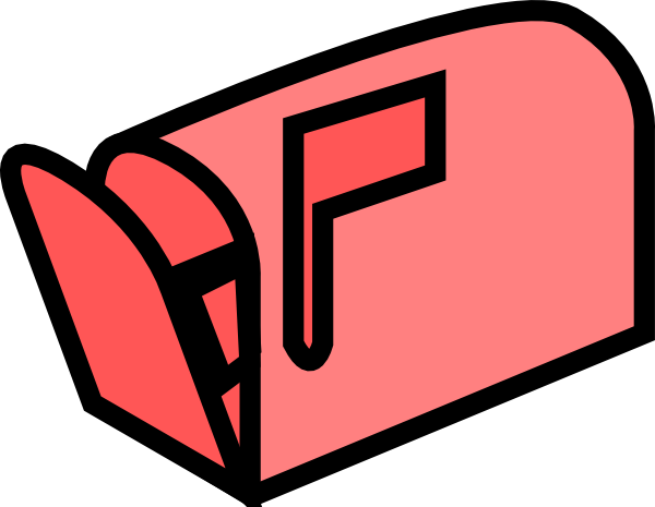 Mail kid clipartbarn . Mailbox clipart vector