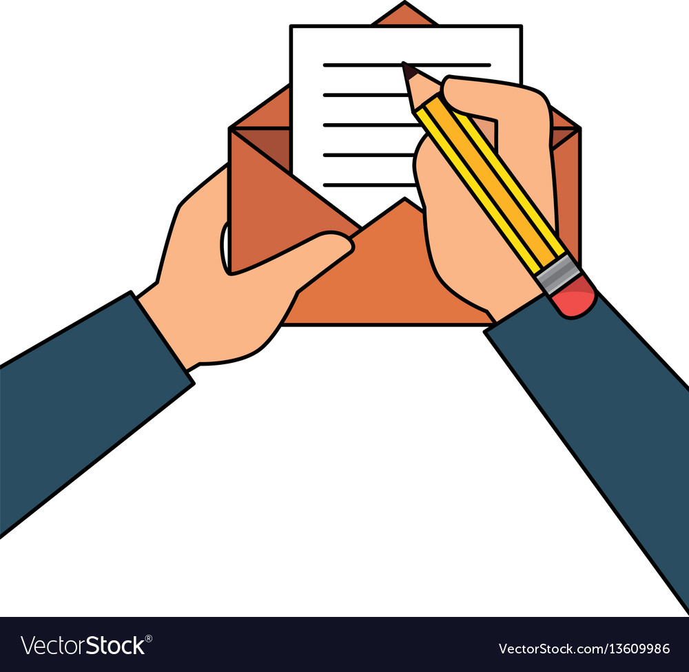 Free clip art a. Mail clipart letter writing